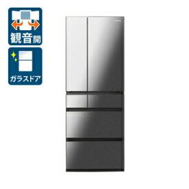 (標準設置料込)冷蔵庫 パナソニック 大型 NR-F607WPX-X パナソニック 600L 6ドア冷蔵庫(オニキスミラー) Panasonic WPXタイプ [NRF607WPXX]