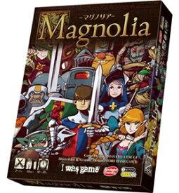 マグノリア カードゲーム アークライト