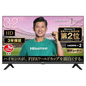 テレビ 32型 32A35G ハイセンス 32型 地上・BS・110度CSデジタルハイビジョンLED液晶テレビ (別売USB HDD録画対応) Hisense