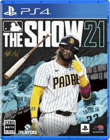 【PS4】MLB The Show 21(英語版) ソニー・インタラクティブエンタテインメント [PCJS-66079 PS4 MLBザショウ21]