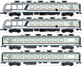 [鉄道模型]トラムウェイ (HO) TW-YSC-A 国鉄「やすらぎ」12系和式客車 基本4両セット