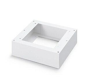TBKD-Mホワイト アイリスオーヤマ 宅配ボックス台座 Mサイズ(ホワイト) IRIS [TBKDMホワイト]