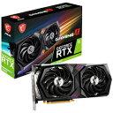 GeForce RTX 3060 GAMING X 12G MSI PCI Express 4.0 グラフィックスボードMSI GeForce RTX 3060 GAMING X 12G