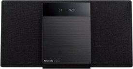 SC-HC420-K パナソニック コンパクトステレオシステム(ブラック) Panasonic