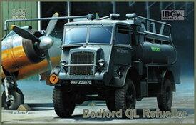 1/35 英・ベッドフォードQL3トン4輪駆動給油トラック【PB35062】 IBG