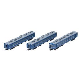 [鉄道模型]トミックス (Nゲージ) 98742 JR 14系客車(八甲田)増結セットA(3両)