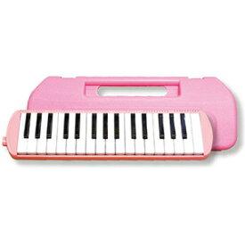 MM-32/PINK 日本娯楽 鍵盤ハーモニカメロディーメリー(ピンク) NIHON GORAKU Melody Merry