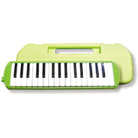 MM-32/GREEN 日本娯楽 鍵盤ハーモニカメロディーメリー(グリーン) NIHON GORAKU Melody Merry