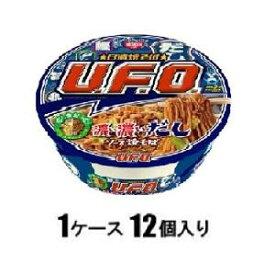 日清焼そばU.F.O. 濃い濃いだしソース焼そば 112g(1ケース12個入) 日清食品 UFOコイコイヤキソバ112GX12