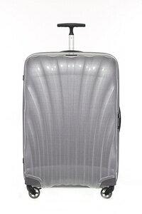 V22*25304 サムソナイト スーツケース 94L(SILVER) Samsonite COSMOLITE スピナー75