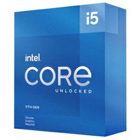 BX8070811600KF インテル 【国内正規品】Intel CPU Core i5 11600KF(Rocket Lake-S) 第11世代 インテル CPU