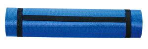 PWF-05BL サクライ貿易 ヨガマット(ブルー・サイズ:6mm) PRO-WING プロウイング フィットネス・トレーニングマット [PWF05BLサクライ]