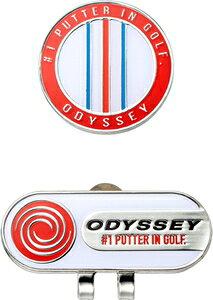 ODY-T-MARKER-RED オデッセイ T マーカー(レッド) Odyssey T Marker 21 JM 5921317