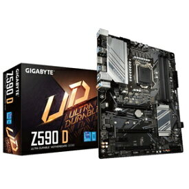 Z590 D REV.1.0 GIGABYTE(ギガバイト) ATX対応マザーボードGIGABYTE Z590 D Rev.1.0