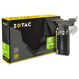 ZT-71301-20L ZOTAC PCI-Express 2.0 グラフィックスボードZOTAC GT 710 1GB DDR3 LP