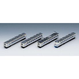 [鉄道模型]トミックス (Nゲージ) 98752 JR 485系特急電車(スーパー雷鳥)増結セット(4両)