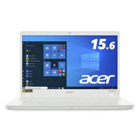 A315-56-F58Y/W Acer(エイサー) 15.6型ノートパソコン Aspire 3 パールホワイト (Core i5 /メモリ 8GB / SSD 512GB / Officeなし)