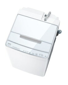 (標準設置料込)洗濯機 10kg 東芝 AW-10DP1-W 東芝 10kg 全自動洗濯機 グランホワイト TOSHIBA ZABOON [AW10DP1W]