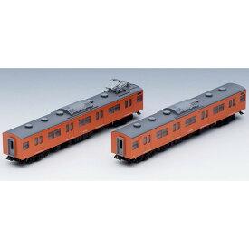 [鉄道模型]トミックス (Nゲージ) 98456 JR 103系通勤電車(JR西日本仕様・黒サッシ・オレンジ)増結セット(2両)