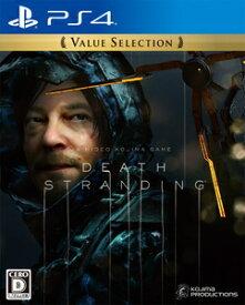【PS4】DEATH STRANDING Value Selection ソニー・インタラクティブエンタテインメント [PCJS-66080 PS4 デスストランディング レンカ]