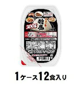 ガッツリ飯! 特盛(300g×12食入) テーブルマーク ガツツリメシトクモリ300Gケ-ス