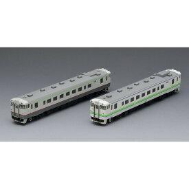 [鉄道模型]トミックス (Nゲージ) 98102 JR キハ40-700・1700形ディーゼルカー(JR北海道色・宗谷線急行色)セット(2両)