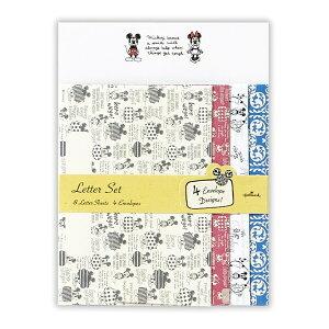 673420 日本ホールマーク レターセット ディズニー(スマイル ミッキー&ミニー)