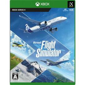 【Xbox Series X】Microsoft Flight Simulator Standard Edition 日本マイクロソフト [8J6-00010 XBOX フライトシミュレーター]