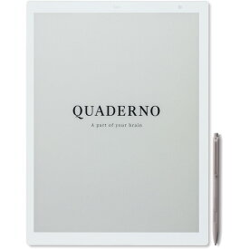 FMVDP41 富士通 13.3型 電子ペーパー QUADERNO(クアデルノ)(Gen.2) A4サイズ FUJITSU QUADERNO(クアデルノ)