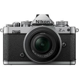 ZFCLK16-50SL ニコン ミラーレス一眼カメラ「Z fc」レンズキット DXフォーマット Nikon