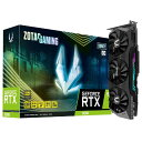 GeForce RTX 3080 Trinity OC LHR ZOTAC PCI Express 4.0 グラフィックスボードZOTAC GAMING GeForce RTX 3080 Trinit…