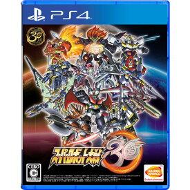 【封入特典付】【PS4】スーパーロボット大戦30 バンダイナムコエンターテインメント [PLJS-36175 PS4 スーパーロボットタイセン30]