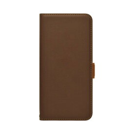 6224RENO5ABO ラスタバナナ OPPO Reno5 A用 薄型手帳ケース サイドマグネット (ダークブラウン×ブラウン)