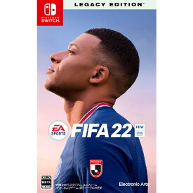【Switch】FIFA 22 Legacy Edition エレクトロニック・アーツ [HAC-P-A3LUA NSW FIFA22 LE]