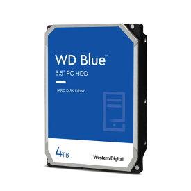 WD40EZAZ ウエスタンデジタル 【バルク品】3.5インチ 内蔵ハードディスク 4.0TB WesternDigital WD Blue