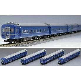 [鉄道模型]トミックス (Nゲージ) 98450 JR 14系15形特急寝台客車(彗星)セット(4両)