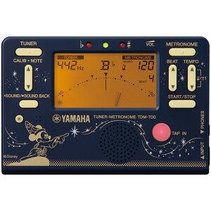 TDM-700DF2 ヤマハ チューナー/メトロノーム(ファンタジア) YAMAHA 【Disneyzone】