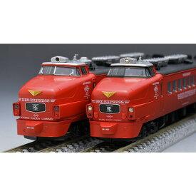 [鉄道模型]トミックス (Nゲージ) 98777 JR 485系特急電車(クロ481-100・RED EXPRESS)セット(6両)