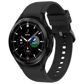 SM-R890NZKAXJP サムスン 【国内正規品】スマートウォッチ(ブラック) SAMSUNG Galaxy Watch4 Classic 46mm/Black [SMR890NZKAXJP]【返品種別A】