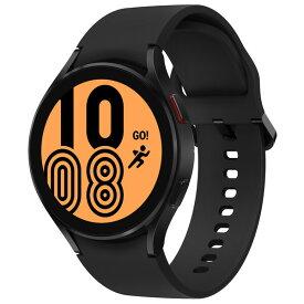 SM-R870NZKAXJP サムスン 【国内正規品】スマートウォッチ(ブラック) SAMSUNG Galaxy Watch4 44mm/Black [SMR870NZKAXJP]【返品種別A】