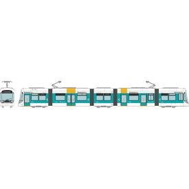 [鉄道模型]トミーテック (N) 鉄道コレクション 広島電鉄5100形5105号 グリーンムーバーマックス