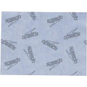 GW-SE62151-BL スピード スタックマイクロセームタオル(M)(ブルー) Speedo Stack Micro Chamois Towel M