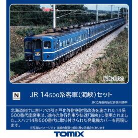 [鉄道模型]トミックス (Nゲージ) 98781 JR 14 500系客車(海峡)セット(6両)