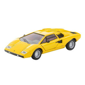 1/64 LV-N ランボルギーニ カウンタック LP400(黄色)【316756】 ミニカー トミーテック
