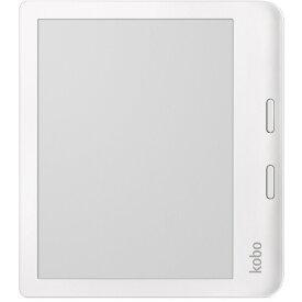 N418-KJ-WH-S-EP kobo 電子書籍リーダー Kobo Libra 2(ホワイト) 7インチ 32G 防水タイプ