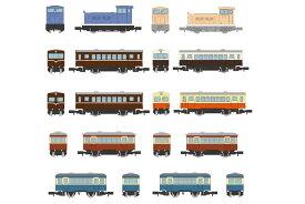 [鉄道模型]トミーテック (N)ノスタルジック鉄道コレクション 第2弾【1BOX=10個入】
