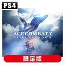【封入特典付】【PS4】ACE COMBAT 7: SKIES UNKNOWN COLLECTOR'S EDITION 【税込】 バンダイナムコエンターテインメ...