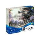 PlayStation 4 MONSTER HUNTER: WORLD Starter Pack White【お一人様一台限り】 ソニー・インタラクティブエンタ...