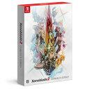 【Nintendo Switch】Xenoblade2 Collector's Edition 任天堂 [HAC-R-ADENA NSWゼノブレイド2 コレクタ...