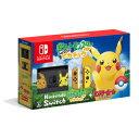 Nintendo Switch ポケットモンスター Let's Go! ピカチュウセット(モンスターボール Plus付き) 任天堂 [HAC-S-KFAG…